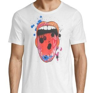 Armani Exchange Street Art T Shirt NWT $60